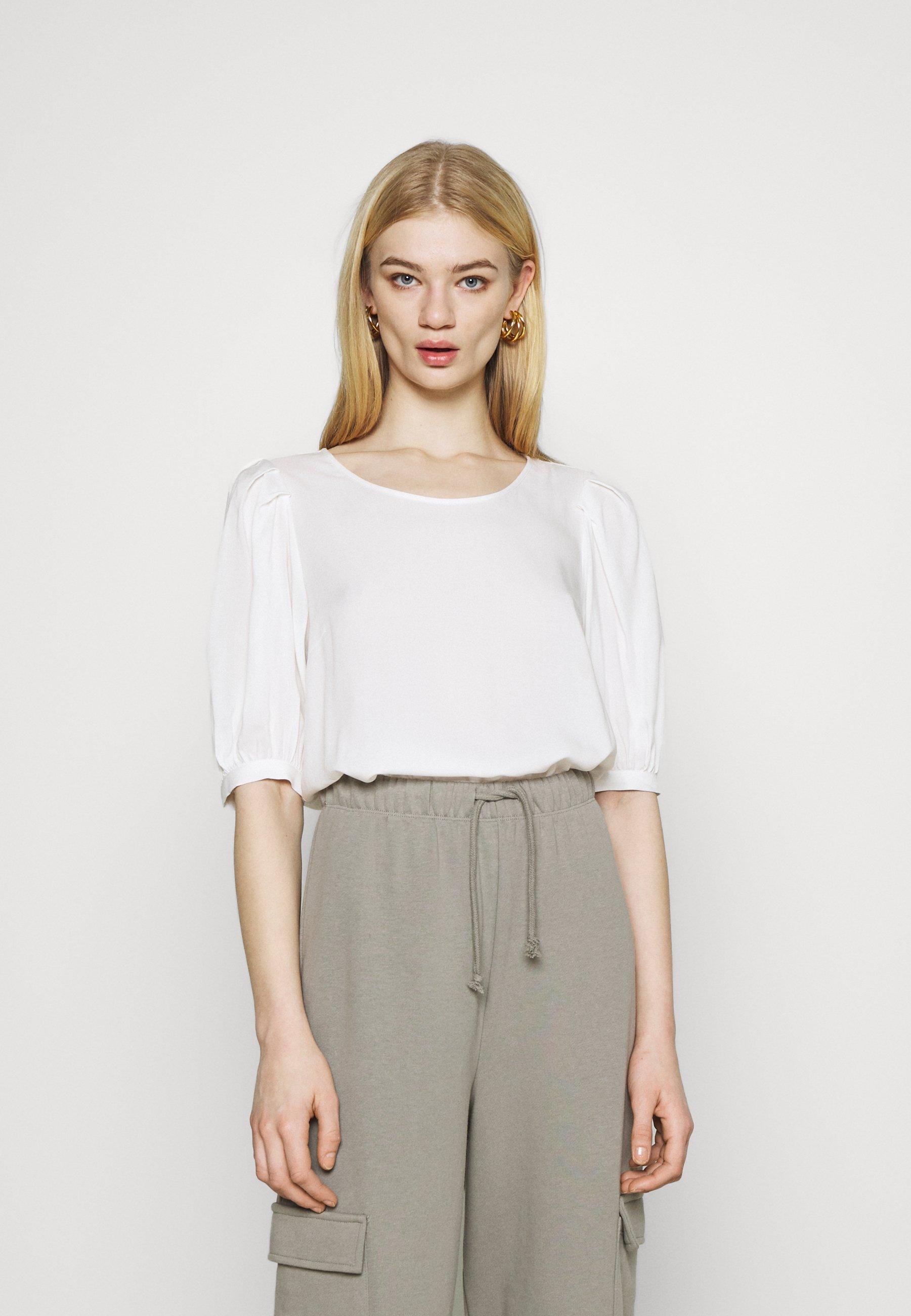 Donna ONLKARMA LIFE  SOLID - T-shirt basic