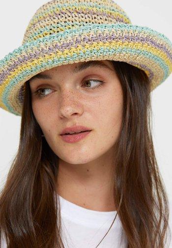 MIT MEHREREN STREIFEN - Hat - multi coloured