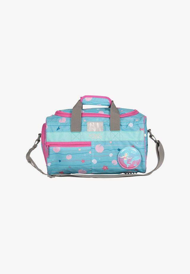 Sports bag - turquoise