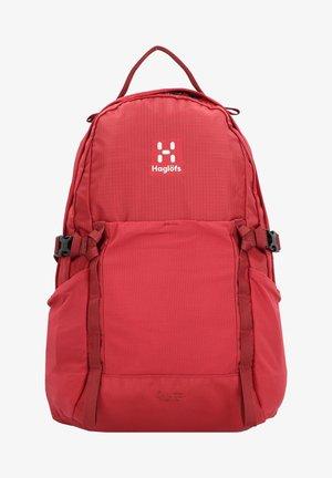 Rucksack - brick red/light maroon red