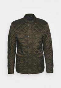 Barbour International - ARIEL QUIT - Light jacket - sage - 4