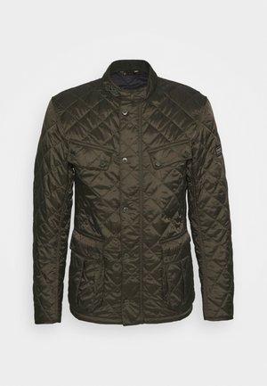 ARIEL QUIT - Light jacket - sage