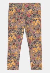 Name it - NMFBADA  - Leggings - Trousers - silver sage - 0