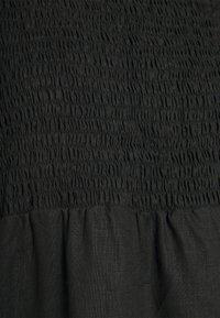 Faithfull the brand - ALBERTE DRESS - Denní šaty - plain black - 7