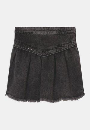 MISSISIPI  - A-snit nederdel/ A-formede nederdele - authentic black