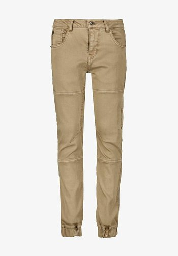Jeans Tapered Fit - warm sand