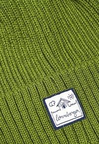 Lönneberga Kids - ALFRED - Beanie - green - 1