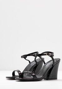 Public Desire - BONUS - High heeled sandals - black - 4