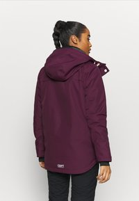 COLOURWEAR - IDA JACKET - Snowboard jacket - deep red - 2