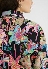 Desigual - DESIGNED BY MARIA ESCOTÉ: - Camisa - black - 4