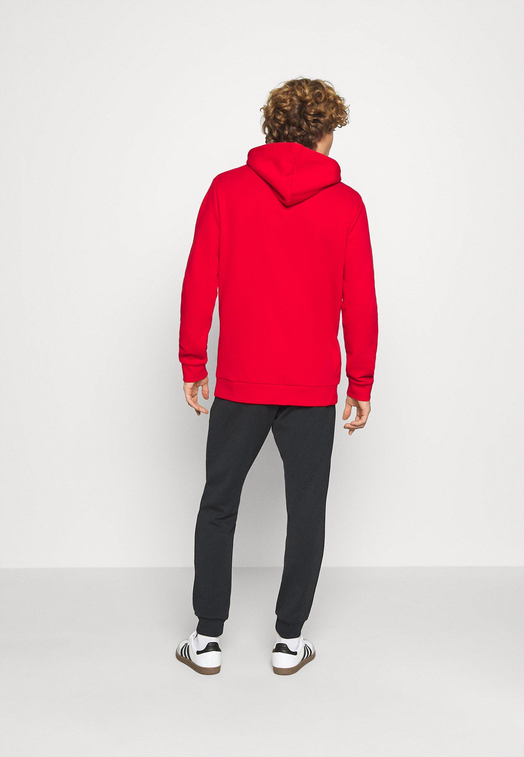adidas Originals ESSENTIAL - Tracksuit bottoms - black szscf