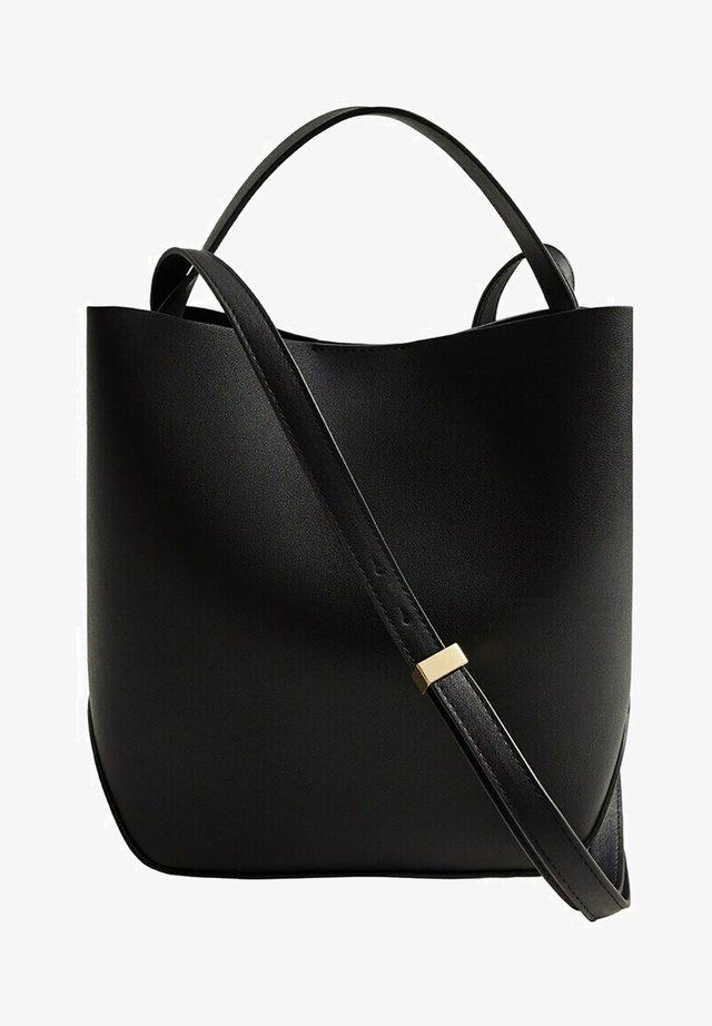 AMBERES - Handtasche - noir