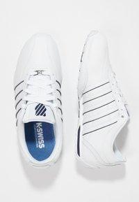K-SWISS - ARVEE - Zapatillas - white/navy/silver - 1