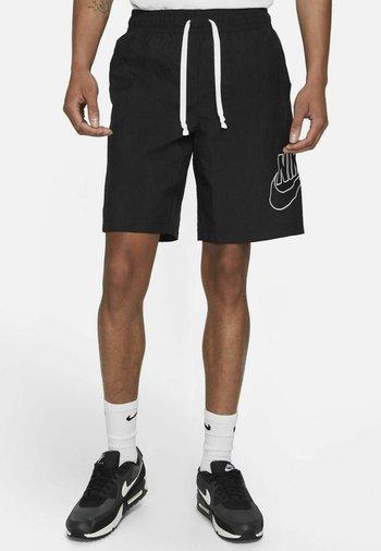 ALUMNI  - Shorts - black