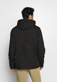 Solid - JACKET HUNT - Summer jacket - black - 2