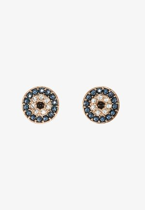DUO EVIL EYE - Earrings - dark multicolor