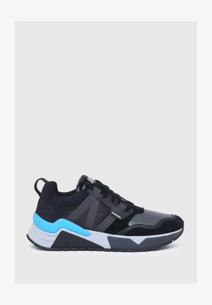 S-BRENTHA - Sneakers basse - black/grey