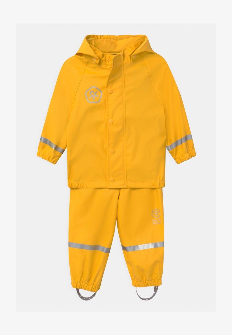 Color Kids - SET UNISEX - Pantalones impermeables - freesia