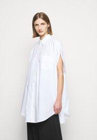MM6 Maison Margiela - Košile - white - 0
