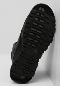 The North Face - EDGEWOOD 7   - Hiking shoes - black/dark - 4