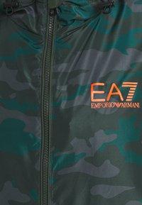 EA7 Emporio Armani - Tuulitakki - khaki - 2