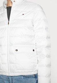 Tommy Hilfiger - PADDED JACKET - Light jacket - white - 3