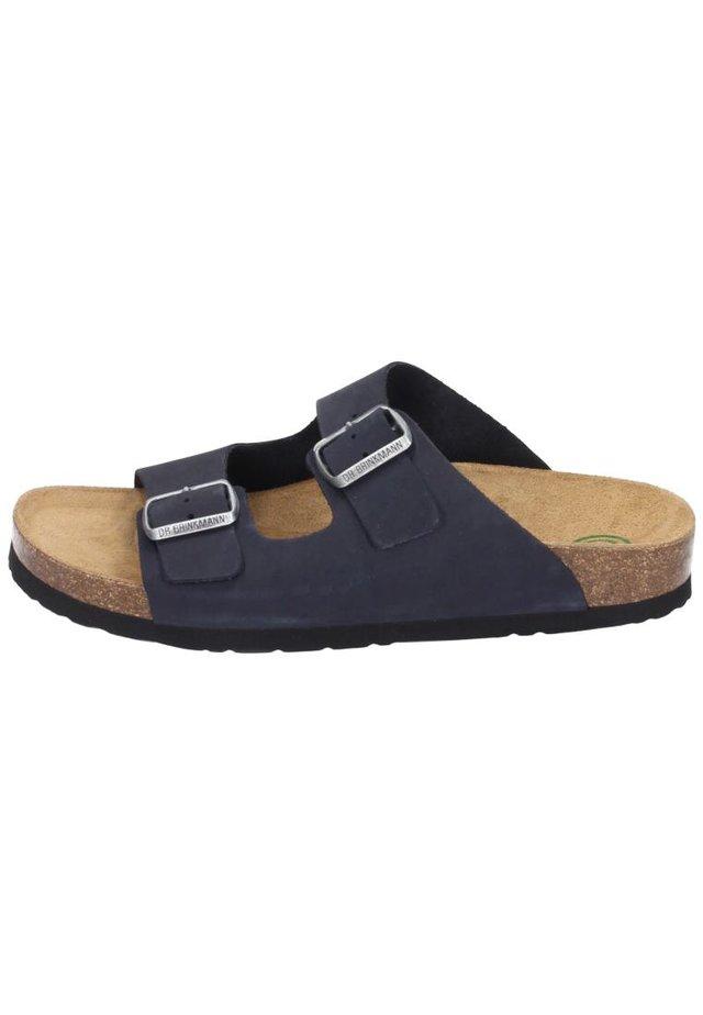 PANTOLETTE - Slippers - ozean