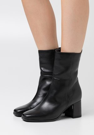 BOOTS - Classic ankle boots - black