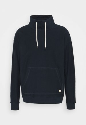 HEIRTAGE PATTERSON - Sweatshirt - rich navy