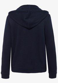 BRAX - Zip-up sweatshirt - marine - 4