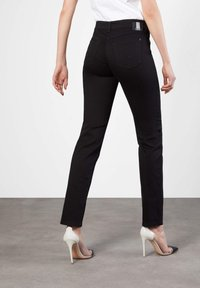 MAC Jeans - ANGELA - Slim fit jeans - black - 1