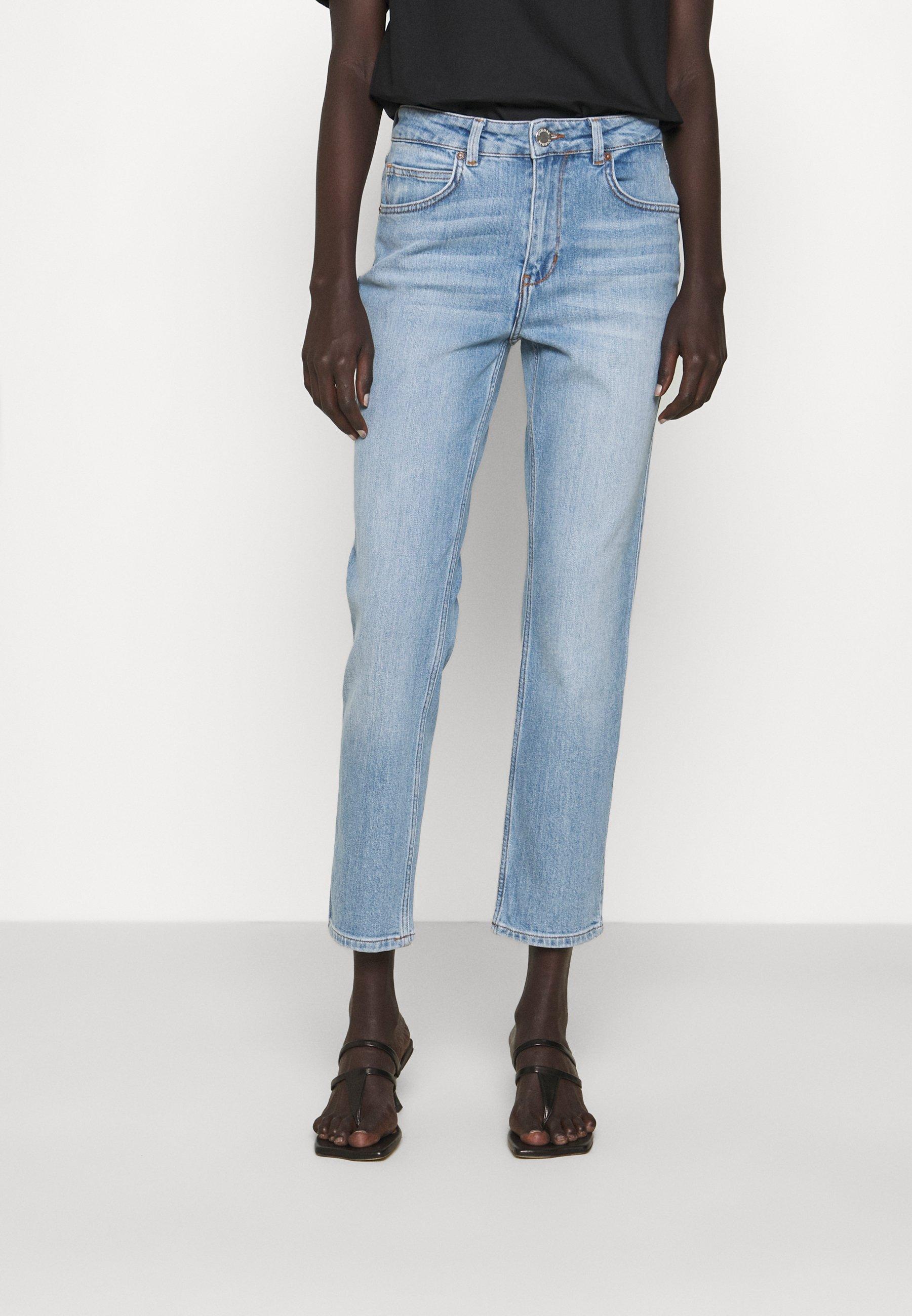 Women RIGGIS THINKTWICE - Straight leg jeans