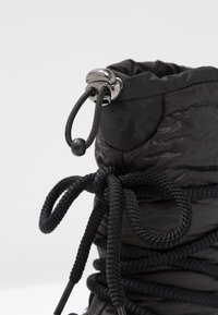 Sorel - KINETIC - Winter boots - black/white - 2