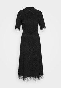 Elisabetta Franchi - Skjortklänning - nero - 7