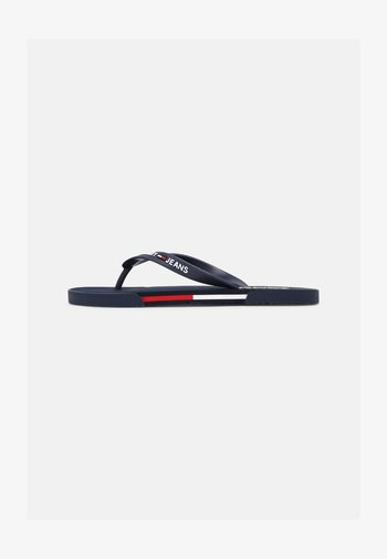 MEN BEACH - Pool shoes - twilight navy
