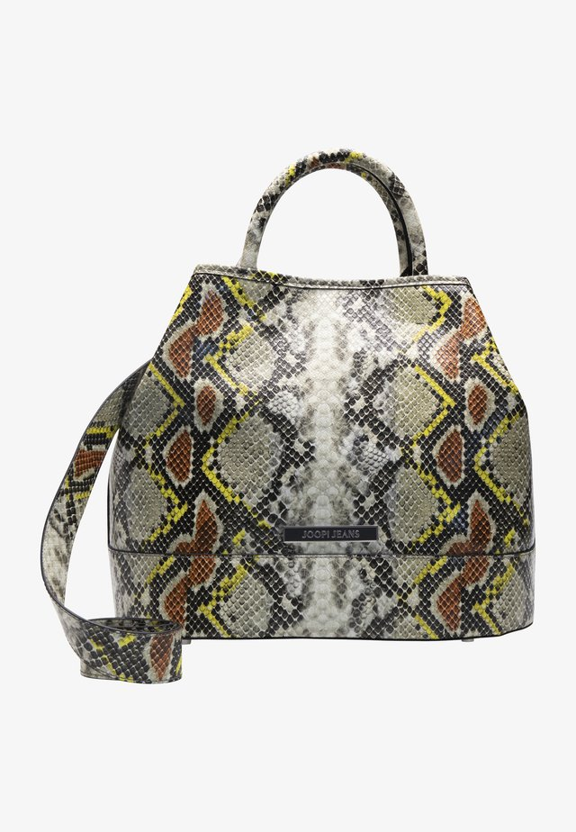 DOMENICA SNAKE - Shopping Bag - taupe