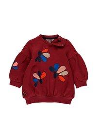 Boboli - Jumper dress - maroon - 4