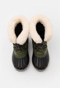 Sorel - YOOT PAC - Winter boots - hiker green - 3