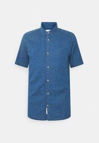 ONSTROY LIFE CHAMBRAY STRETCH  - Overhemd - medium blue denim