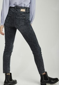 NAF NAF - Slim fit jeans - grey - 2