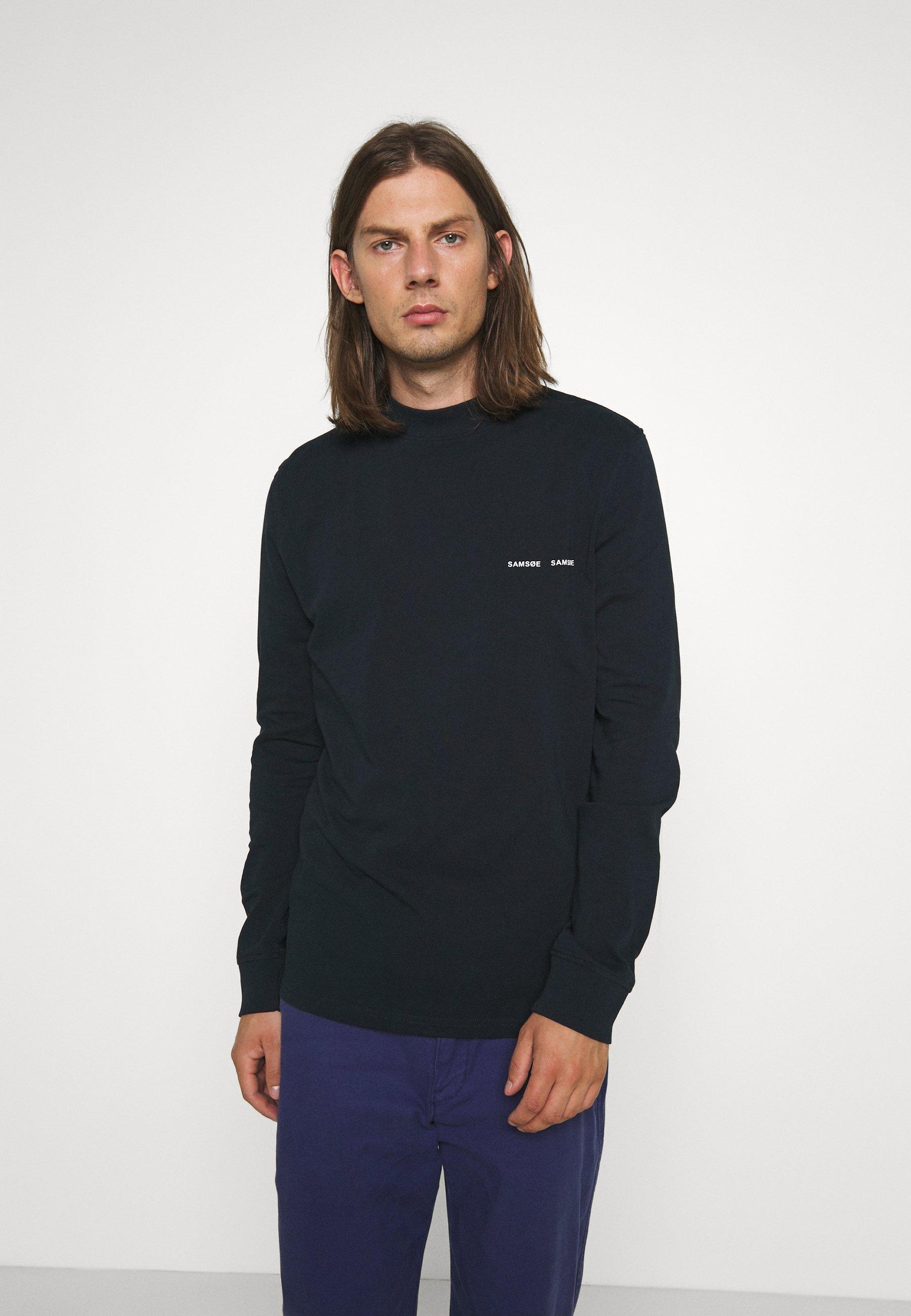 Uomo NORSBRO - Maglietta a manica lunga