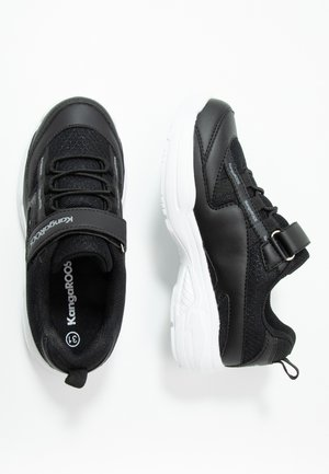 CHUNKY - Trainers - jet black/steel grey