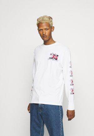 TEE UNISEX - Maglietta a manica lunga - ivory silk