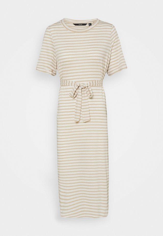 VMALONA CALF DRESS  - Maxi dress - white