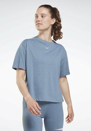 COZY  - T-shirt basic - blue