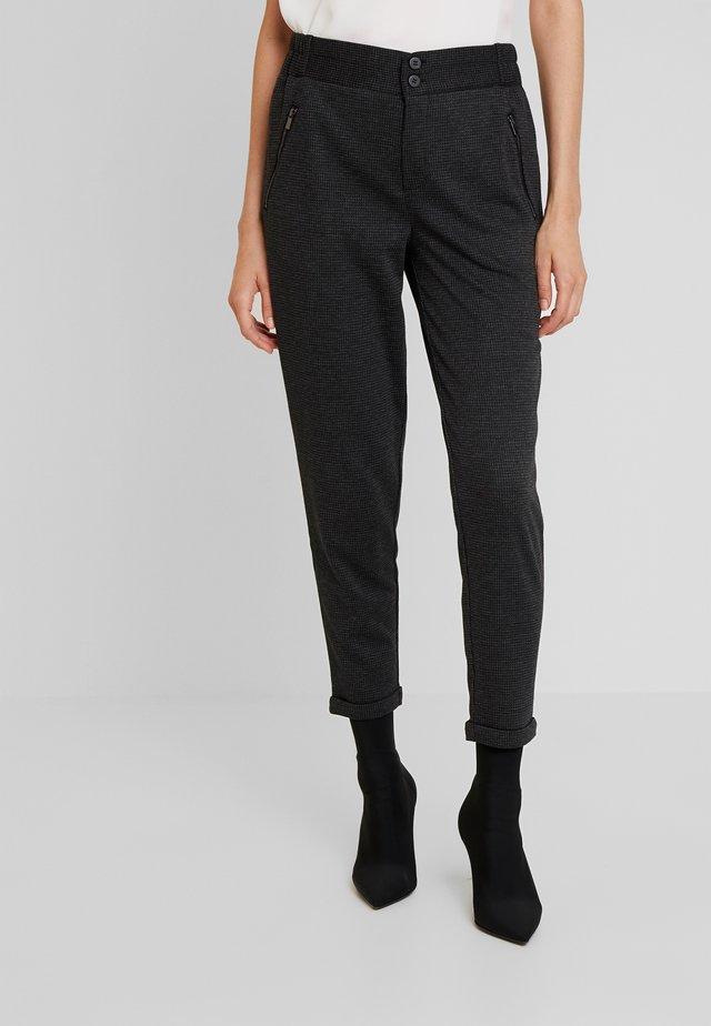 NANNI - Pantalon classique - dark grey