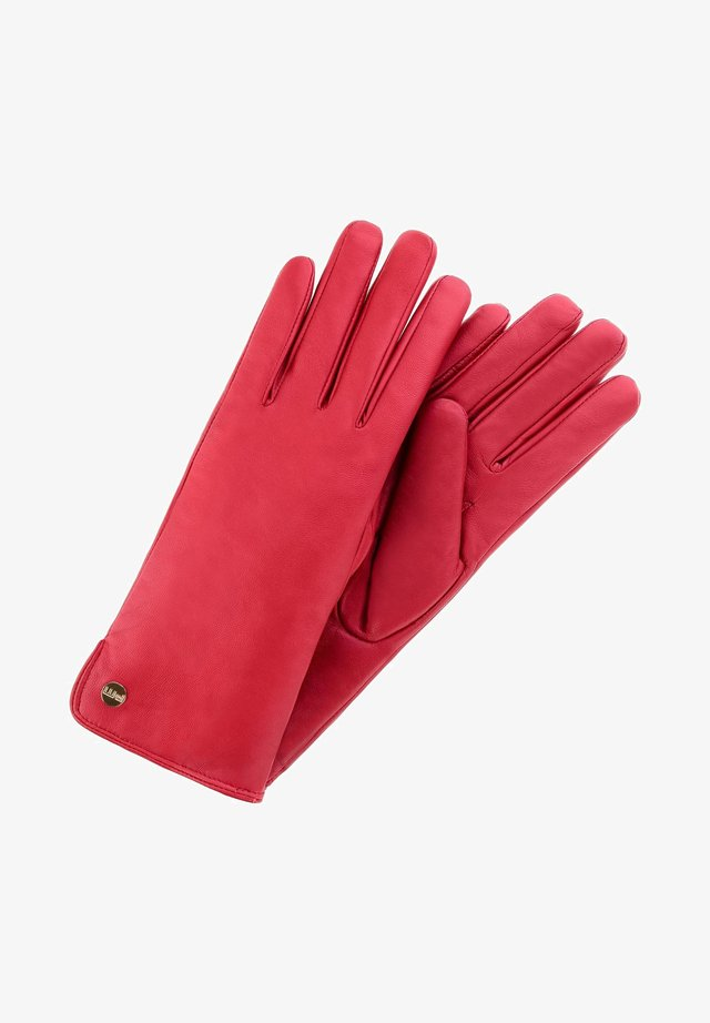 PAROLISE  - Handschoenen - red