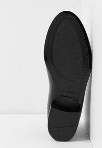 Love Moschino - RAIN BOOTIE - Gummistøvler - black - 6