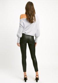 Kookai - WASHINGTON - Trousers - noir - 1