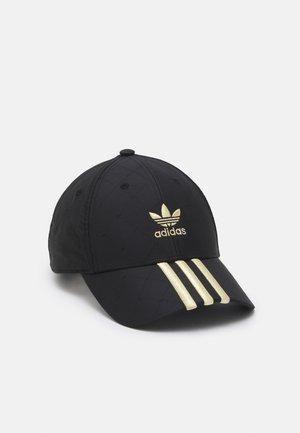 BASEBALL CAP UNISEX - Czapka z daszkiem - black
